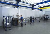 Belt conveyor dryer design calculation